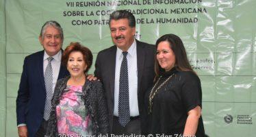 Se realizará reunión sobre cocina tradicional mexicana en Acapulco