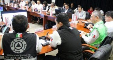Comité de Emergencias dará atención a los afectados por sismo