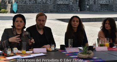 Coordenadas de Jesper Just. Videoinstalación en el Museo Diego Rivera Anahuacalli