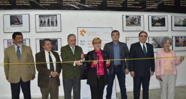 Alberga Club de Periodistas de México exposición mundial