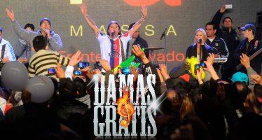 Damas Gratis regresa a México con todo el poder de su cumbia villera