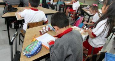 Próxima semana vence plazo para preinscripciones a educación básica
