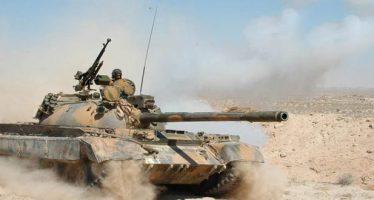 Ejército recupera control sobre 30 localidades y continúa sobre Daesh