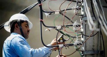 Servicio eléctrico, restablecido al 99 por ciento tras el sismo