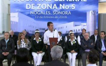 Gobierno federal pide que se reconozcan logros: Peña Nieto