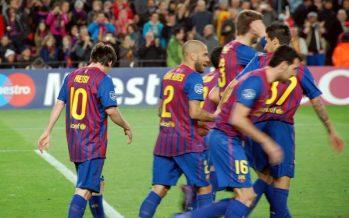 """Barcelona vence 1-0 al Valencia en Semifinal de """"Copa del Rey"""""""