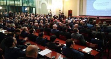 Empresarios participan en Foro de Empresarios Sirio-Ruso