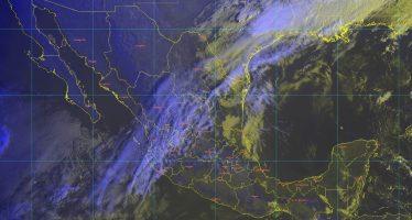 Frente frío 33 provocará tormentas en el noreste y oriente del país