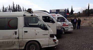 Terroristas impiden salida de civiles en Ghouta, con morteros
