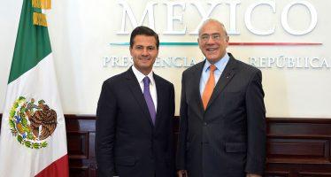 México cuenta con instituciones electorales fuertes: Gurría Treviño