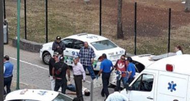 """Deja dos heridos de bala riña de """"personas ajenas"""" en la UNAM"""