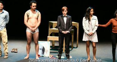 """""""Hoy se murió mi tortuga"""", obra sobre la fragilidad de las relaciones, llega al Teatro Benito Juárez"""