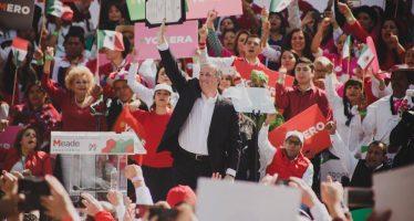 Oportunismo e impunidad de pluris de oposición: Meade