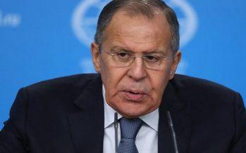 Lavrov denuncia intenciones de EEUU para fragmentar a Siria