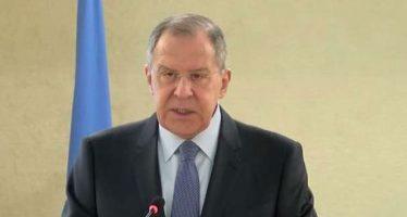 Rusia seguirá brindando apoyo al ejército sirio