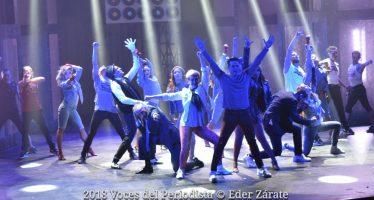 """""""Los 40, El Musical"""", la radio llega al Teatro Foro Cultural Chapultepec"""