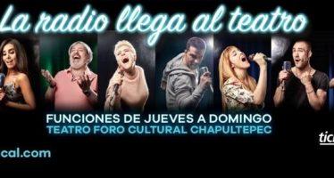 """""""Los 40 El Musical"""", la radio llega al teatro"""