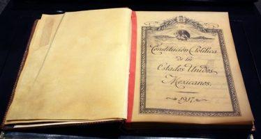 Celebra México 101 años de la Constitución Política