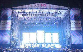 Mañana habrá concierto gratuito en el Zócalo capitalino