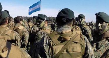 Argentina planea utilizar a militares en asuntos internos