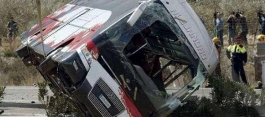 Mueren 23 inmigrantes y 124 heridos al volcar camión en Libia