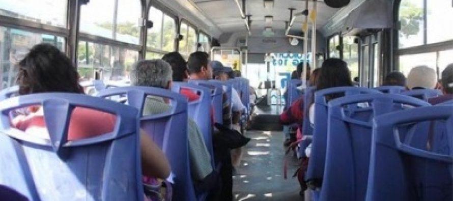 Necesario penas mayores por acoso en transporte público