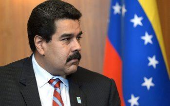 Maduro rechaza pedido de EUA de suspender elecciones