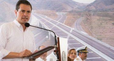 Peña Nieto destaca creación histórica de empleos durante su gobierno