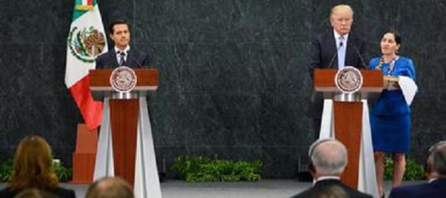Peña cancela visita a la Casa Blanca, según el Washington Post