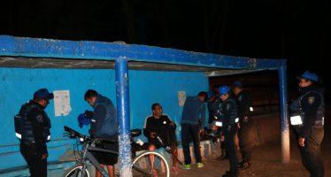 Resguardan el Centro Deportivo de la Delegación Xochimilco