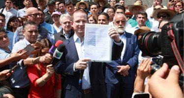 La PGR hace la guerra sucia del PRI: Anaya