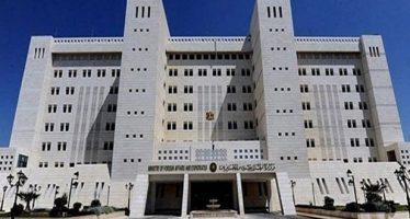 Siria denuncia ante la ONU continua agresión turca