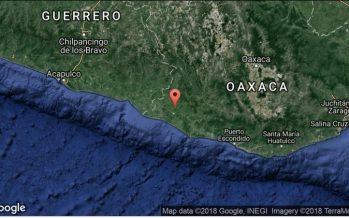 Solicita Oaxaca declaración de Emergencia, por sismo