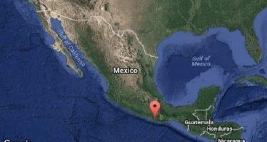 Reporte preliminar da Magnitud 6, al sismo de esta madrugada