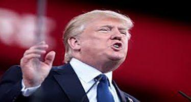 Firma Trump acuerdo presupuestario bipartidista