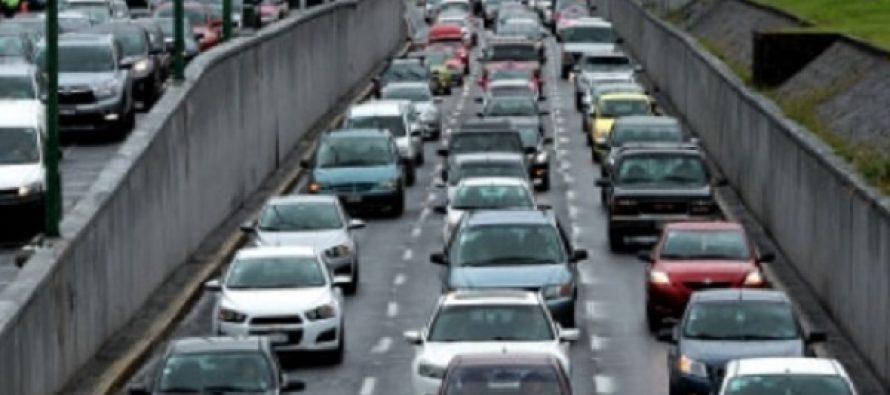 Ciudad de México redujo 5% tiempos en tráfico vehicular