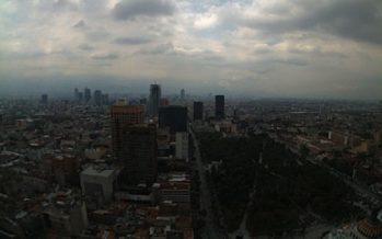Ozono supera los 100 puntos en el Valle de México