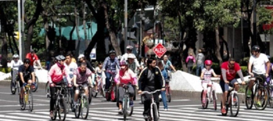 Realizarán rodada ciclista por Cumbre de Mujeres por el Clima