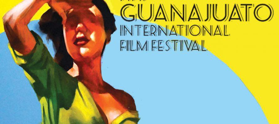 Anuncian la XXI Edición del Festival Internacional de Cine de Guanajuato