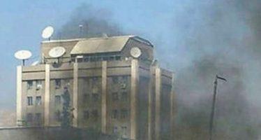 Agregado Comercial ruso en Damasco sufre ataque terrorista