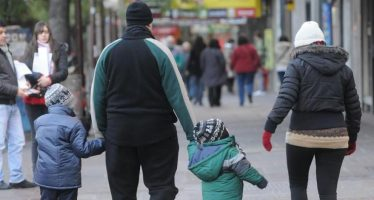 ¡No te quites el abrigo! siete frentes fríos afectarán al país este mes