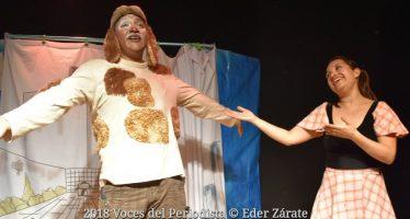 """""""Ahora que me baño"""", un espectáculo clown – musical ¡Muy Perrón!"""