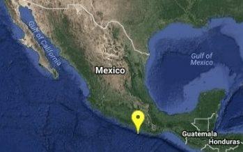 Ajustan a 5.3 magnitud del sismo ocurrido casi al mediodía