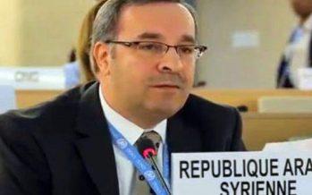 Descalifica Siria informe sobre Derechos Humanos de la ONU