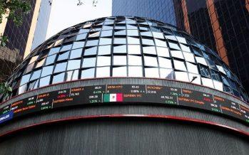 Bolsa Mexicana cierra con baja de 0.84 por ciento, luego del feriado