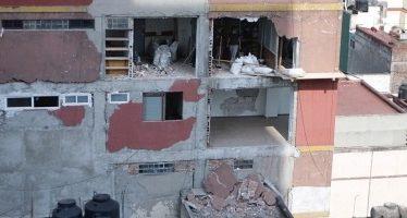 Ciudad de México mantiene el apoyo a damnificados por sismo
