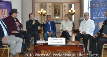 El Festival del Centro Histórico 2018 concluirá en el Zócalo de la CDMX