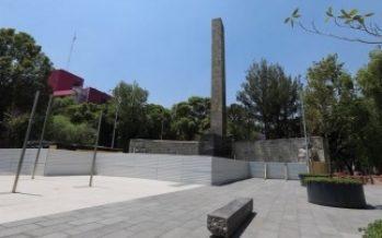 Concluyen reconstrucción del Monumento a la Madre