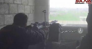 Unidades del ejército recuperan el control sobre Mudira