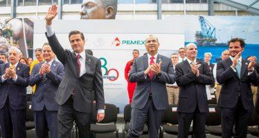 Pide EPN ponderar futuro de reforma energética